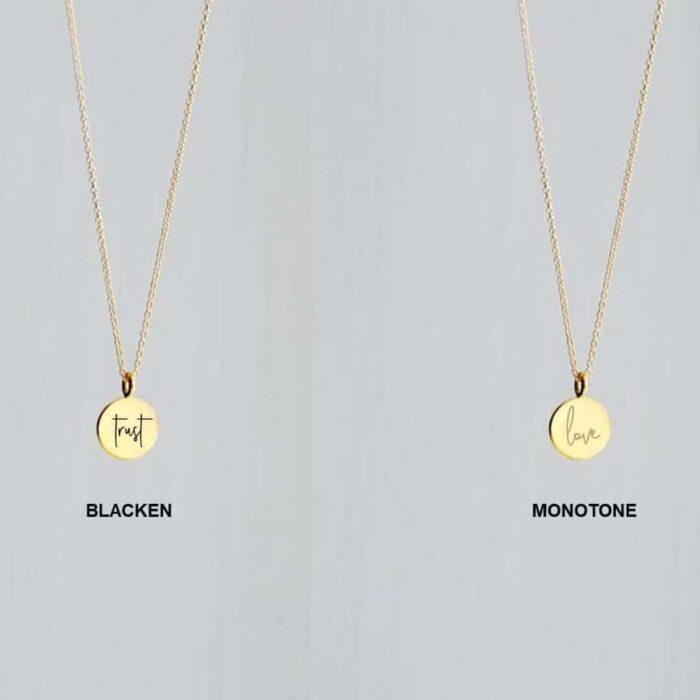Blacken vs Monotone