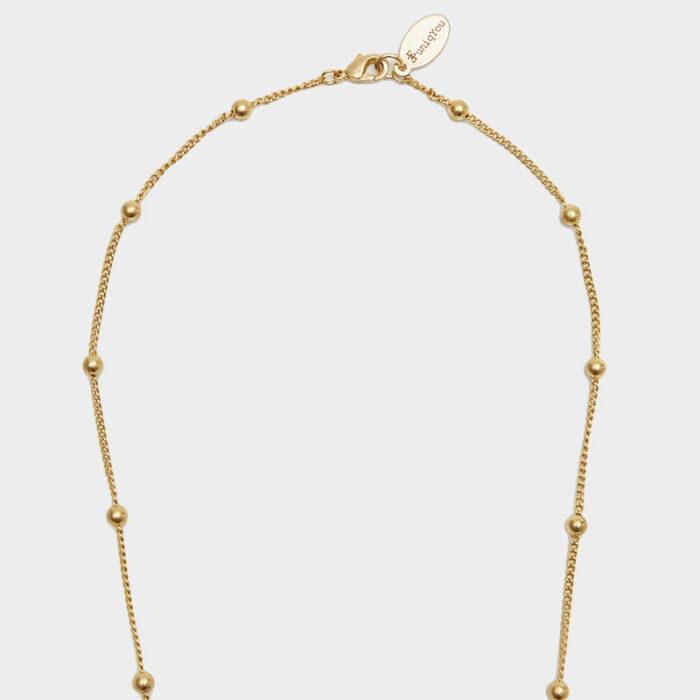 ball laced chain