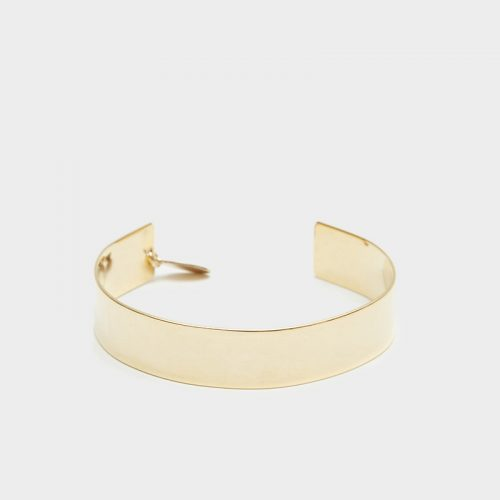 gold 10mm cuff front