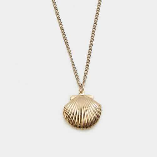 Shell locket pdt